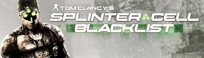 Review: Splinter Cell Blacklist