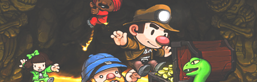 Die Spelunky Daily Challenge (6.-9.12.2013)