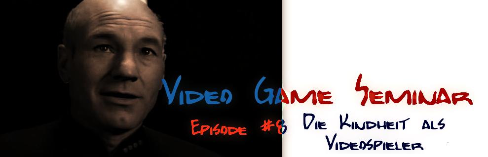 Video Game Seminar – Podcast #8: Die Kindheit der Videospieler