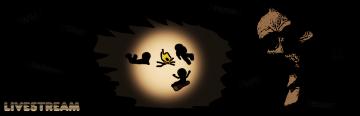 PlayPointlessPodcast – Ep.20 Gruselgeschichten am virtuellen Lagerfeuer – Unser Livestream zum Horror-Monat