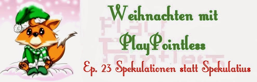 PlayPointless Podcast – Ep.23 Spekulationen statt Spekulatius
