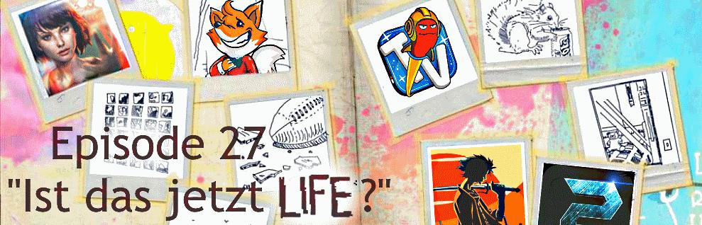 PlayPointless Podcast – Ep.27 Ist das jetzt Life?