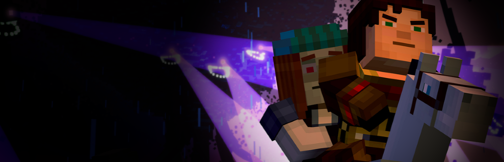 Review: Minecraft Story Mode (Episode 4) – Spoilerfrei!