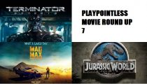Podcast Special – Movie Roundup #7
