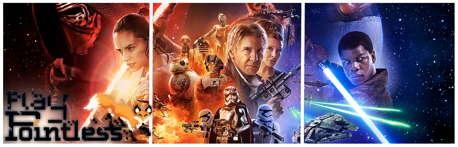 PlayPointless Podcast – Ep.49 The Force Awakens