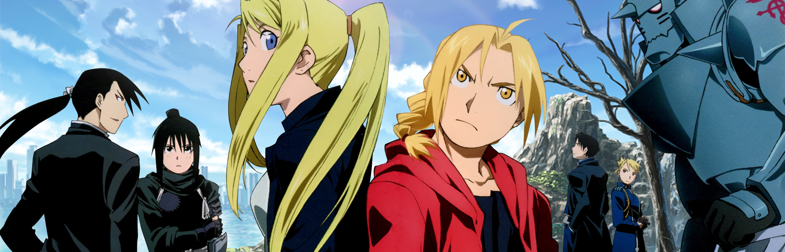 Fullmetal Alchemist: Brotherhood – Rewatch #1