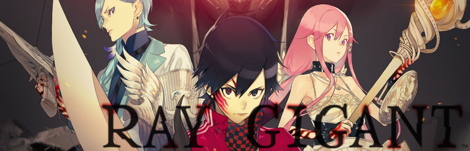 Review: RAY GIGANT (PS Vita)
