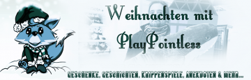 PlayPointless Podcast – Ep.79 Weihnachten 2016