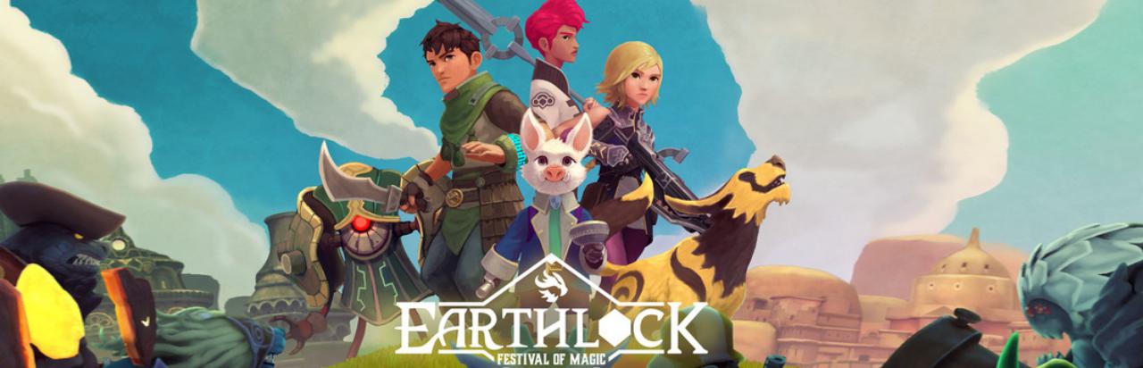 Review: EARTHLOCK: Festival of Magic (PS4) – Das JRPG im 90er Stil! – Nicht japanisch, nicht 90er, aber irgendwie beides!