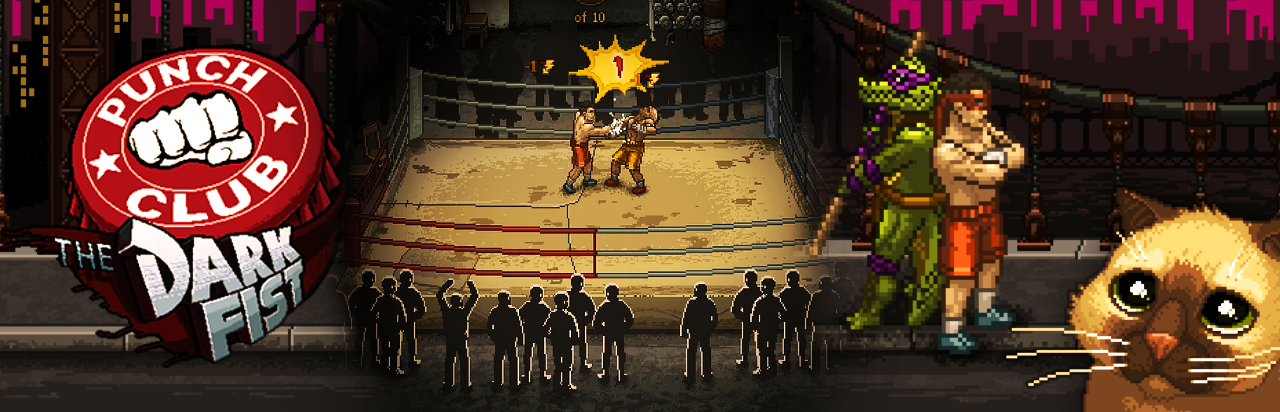 Review: Punch Club: The Dark Fist (3DS)