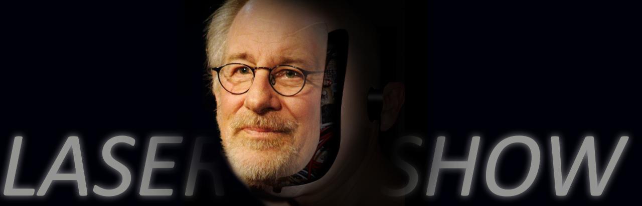 Laser Show 004: Steven SpielBORG!