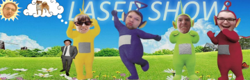 Laser Show 005: Infinity War