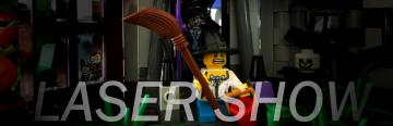 Laser Show 010: Happy LEGOween