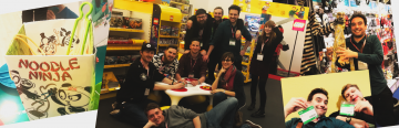Podcast Special: Das LEGO® Team on Tour – AGAIN!