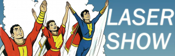 Laser Show 015: Captain Marvel