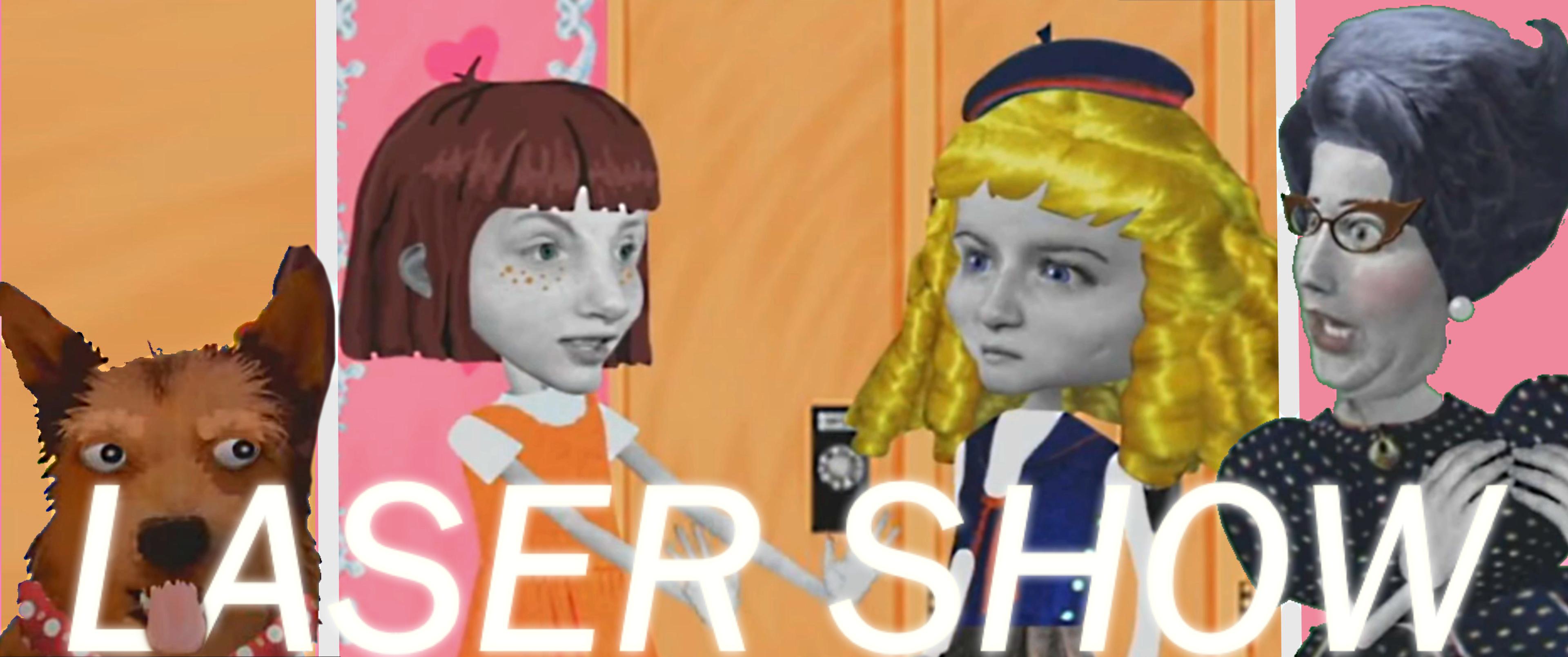 Laser Show 046: Angela Anaconda – Der Schrecken der Kindheit