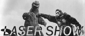 Laser Show 047: Dougzilla vs. Kong