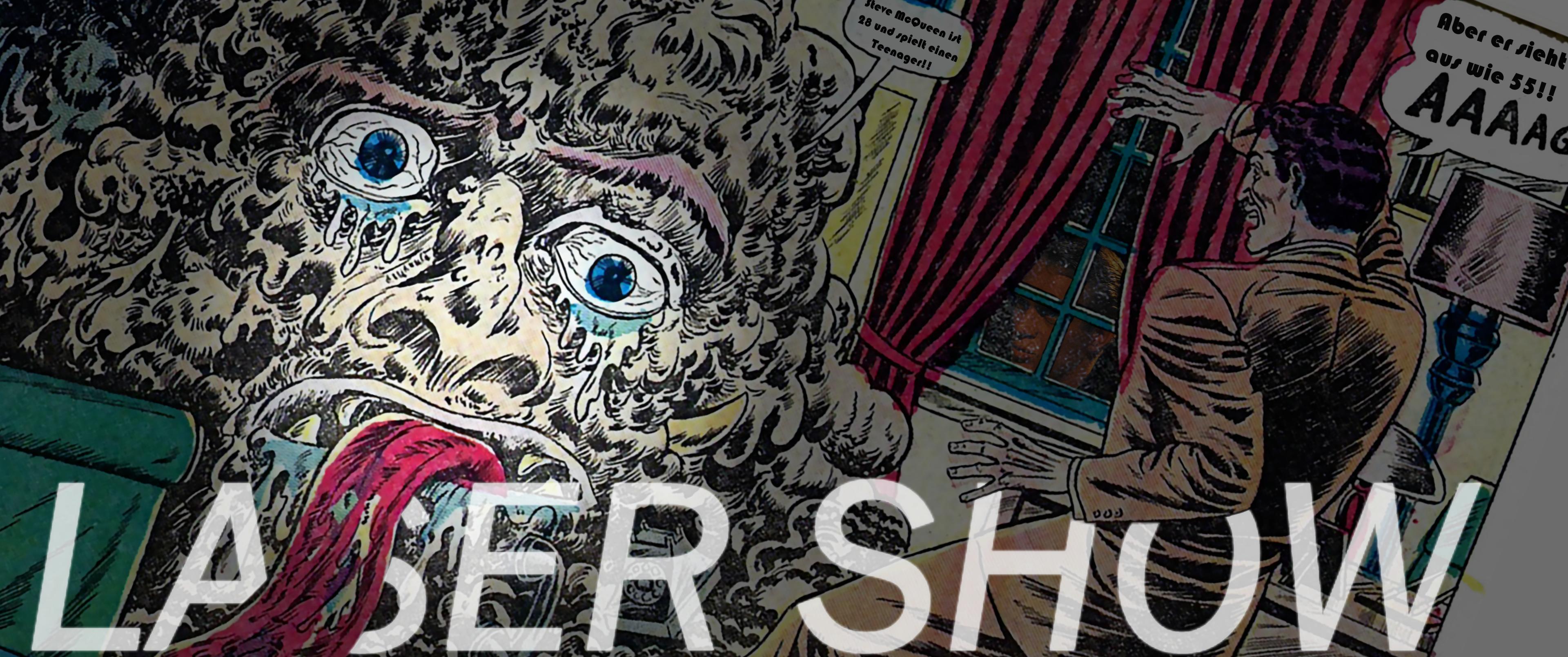Laser Show 054: Schnell-o-ween
